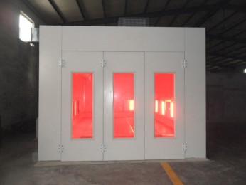 红外线烤漆房