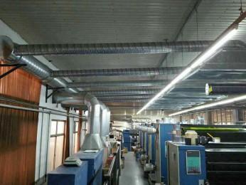 印刷厂废气治理
